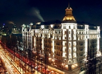Киевские отели в ТОП-10 самых дорогих в Европе