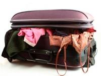 Собираемся в отпуск или как правильно уложить чемоданы