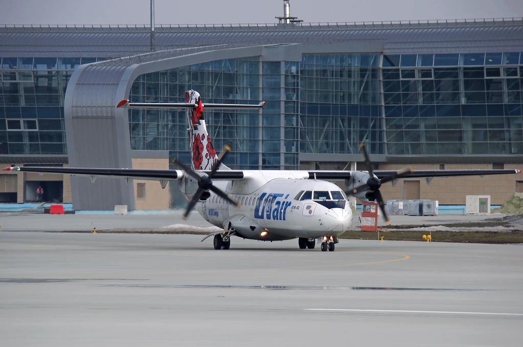 Utair отказывается от международных рейсов, сохряняя большую часть внутренних
