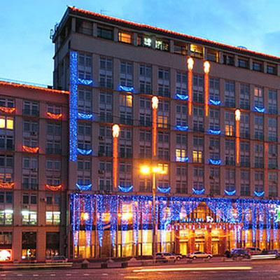 Заполняемость отелей в центре Киева снизилась до 20%