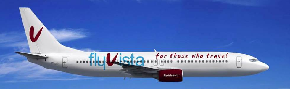 Новый бюджетный рейс Киев-Тбилиси от авиакомпании Fly Vista