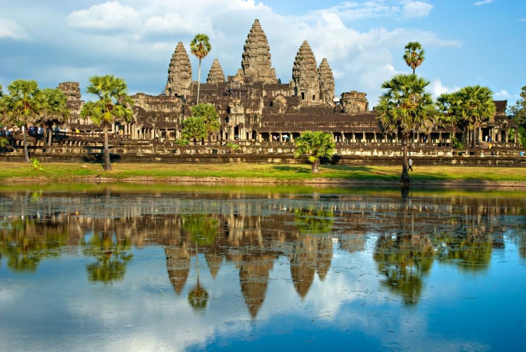 С осени виза в Камбоджу подорожает на 10$