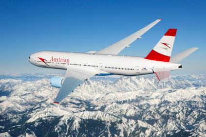 Austrian Airlines запускает рейс Вена-Одесса