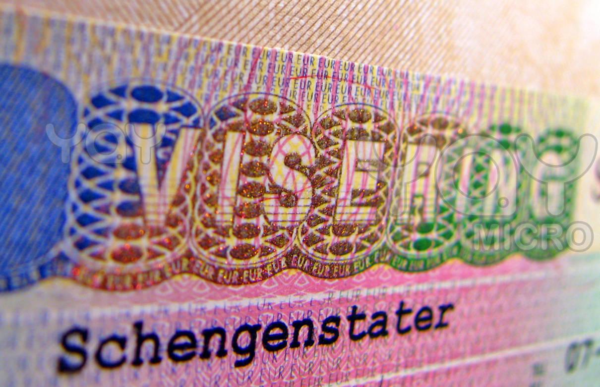Посольства не выдают шенгенские визы по биометрическим паспортам