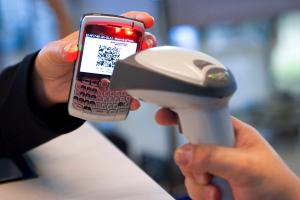 В аэропорту Борисполь можно использовать мобильные посадочные талоны