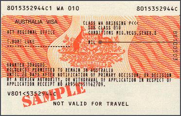 Изменились условия оплаты визы в Австралию
