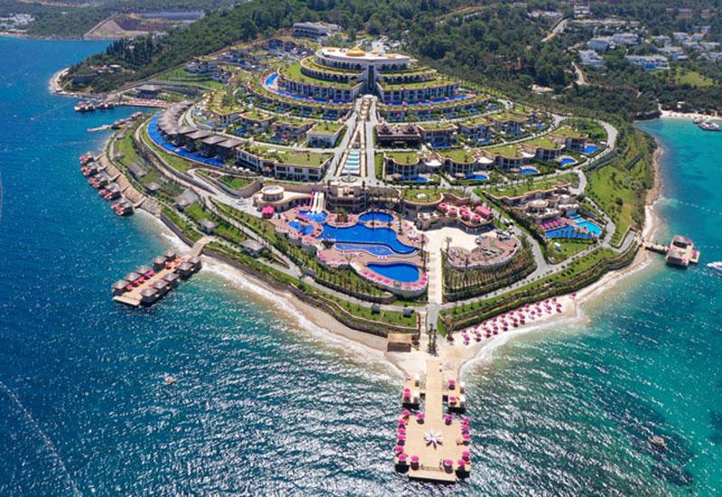 Новый роскошный отель в Турции от сети Jumeirah Group