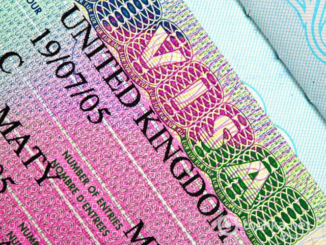 Дополнительная справка для получения британской визы