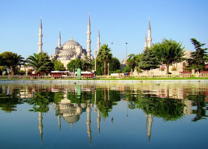 Поток украинцев в Турцию за I квартал 2015 года находится на уровне 2013 года
