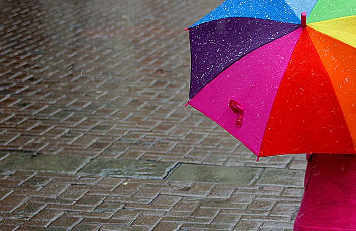 Туроператор страхует своих туристов от дождя